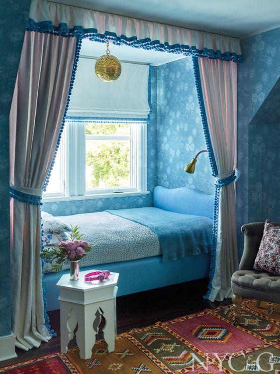 blue daugters room