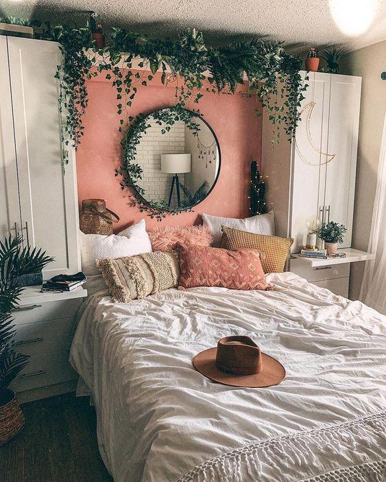 Natural Bedroom Design