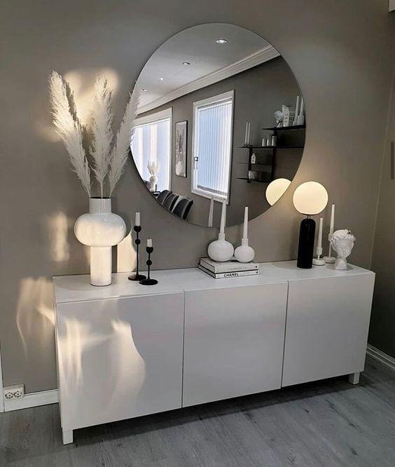 Monochrome Home Lighting