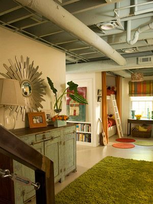 electic basement